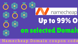 Namecheap Domain coupon code