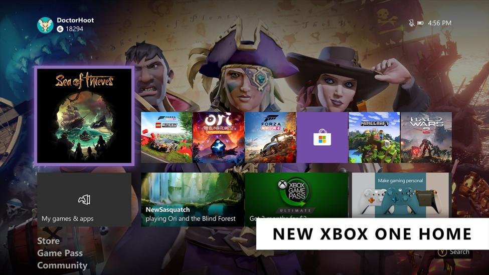 Xbox-One-febbraio-2020-update