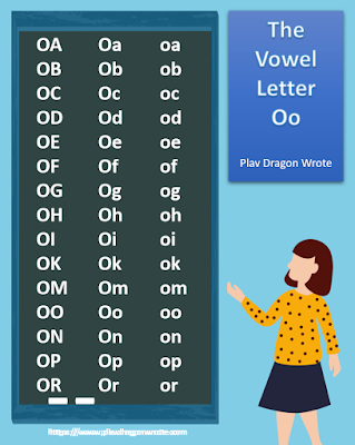 One-Syllable Words that Start with the Vowel Letter Oo - Effective Reading Guide for Kids