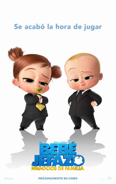Cartel El bebé jefazo: Negocios de familia