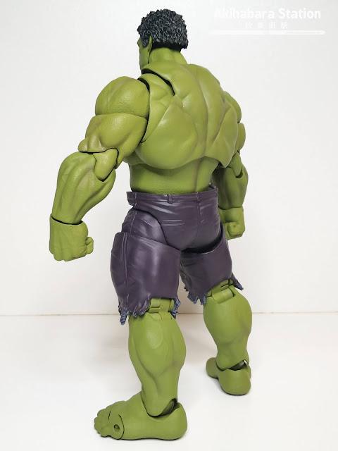 S.H.Figuarts Hulk de Avengers: Assemble - Tamashii Nations