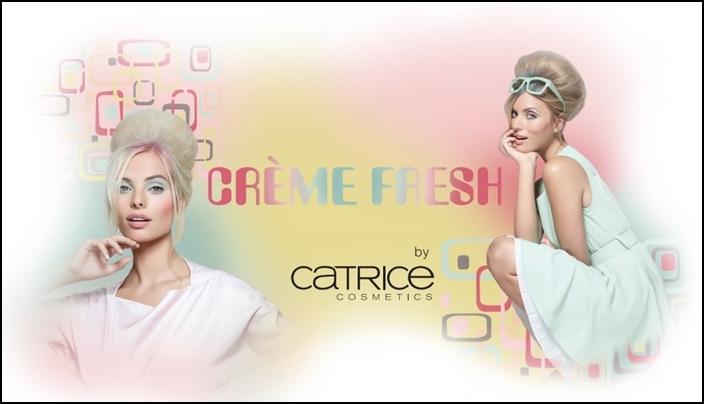 """CATRICE  """"Crème Fresh"""" - edycja limitowana"""
