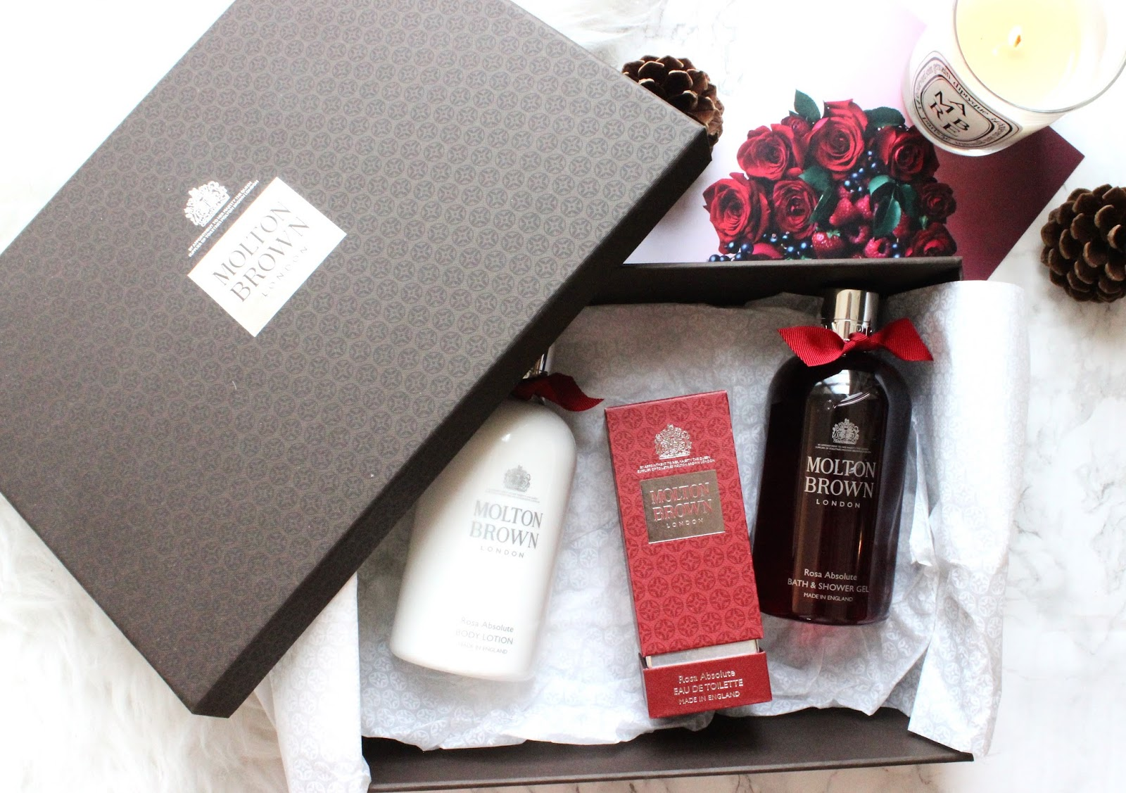 Molton Brown Rose Absolute