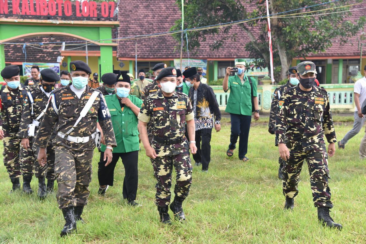 Bupati Lumajang: Tugas Banser Semakin Penuh Tantangan