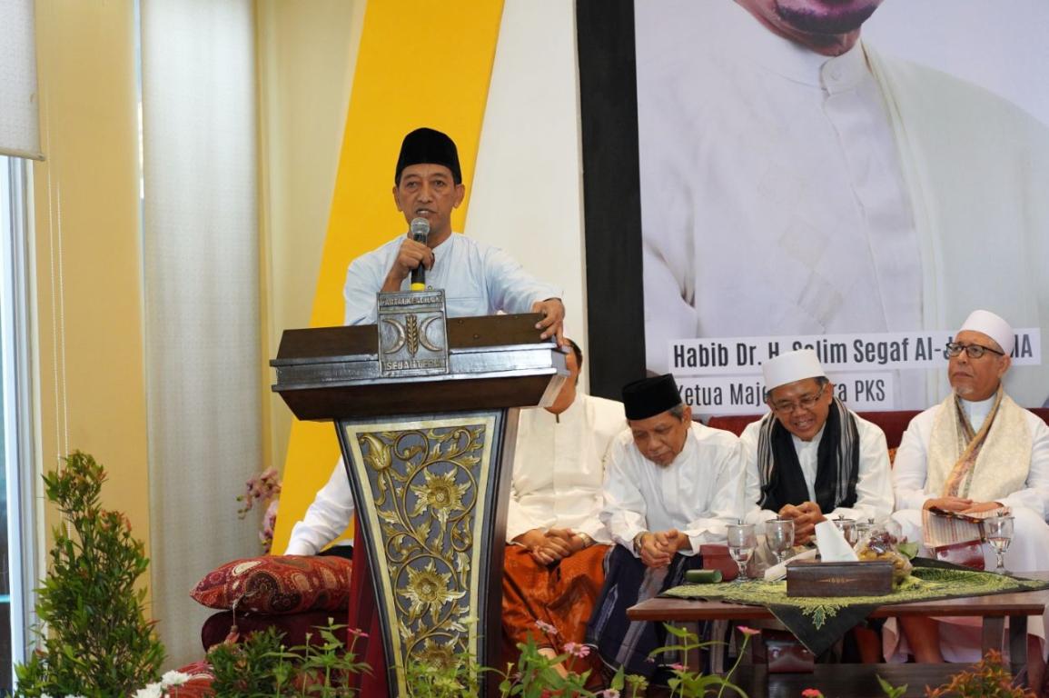 Cucu Pendiri NU Dikeroyok Habis Mengisi Maulid di PKS