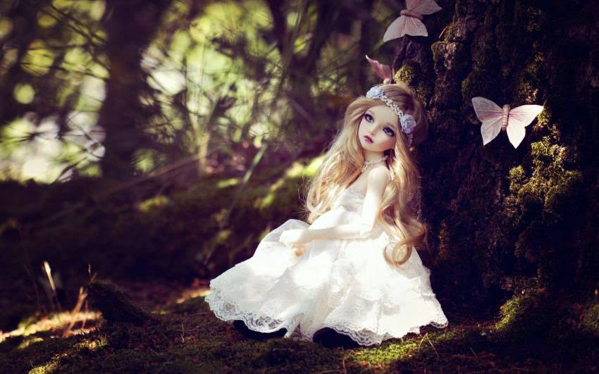 Cute Small Girl Wallpapers For Facebook Sad Dolls I M So Lonely