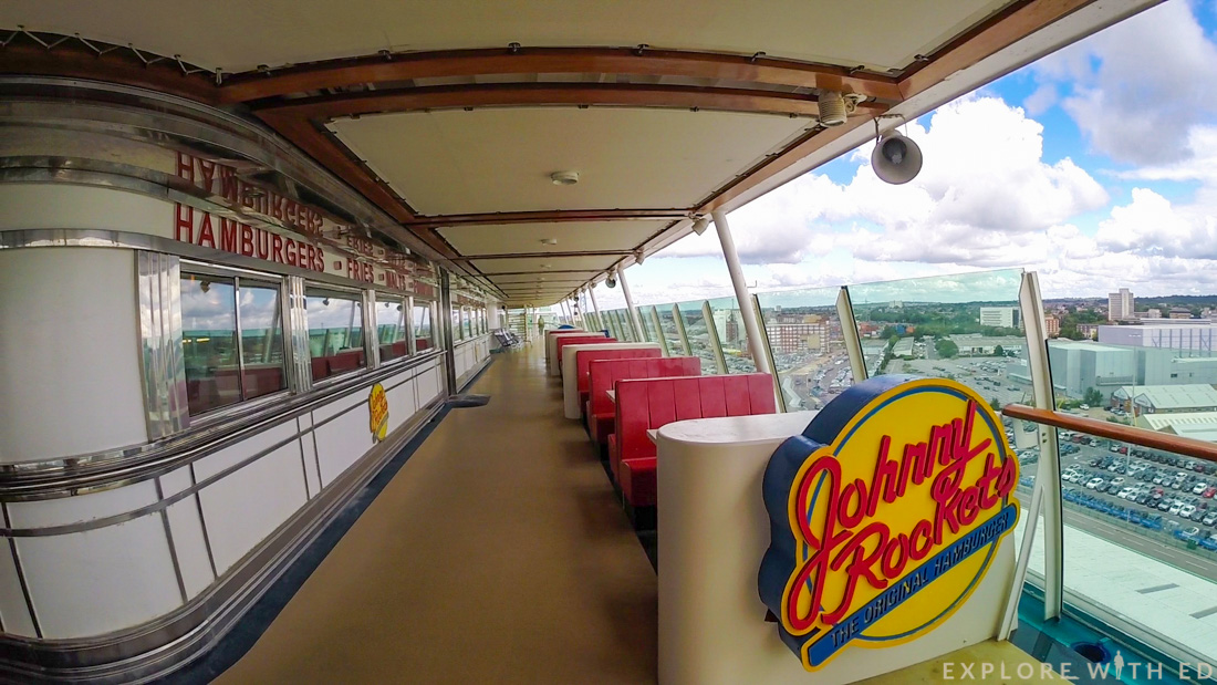 Johnny Rockets Explorer of the Seas