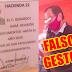 CUIDADO,  FALSO GESTOR COBRA IMPUESTO PREDIAL A LA CIUDADANÍA HUAMANTLECA