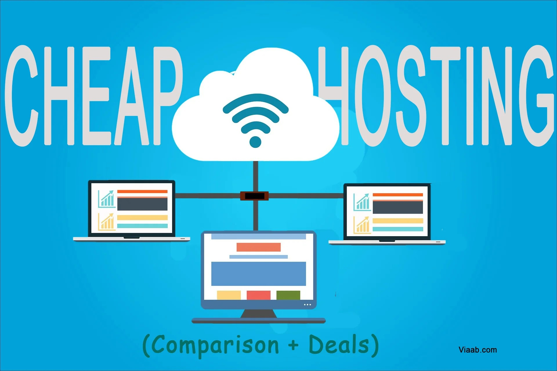 Cheapes WordPress Hosting Services in 2020 (Comparison + Deals)