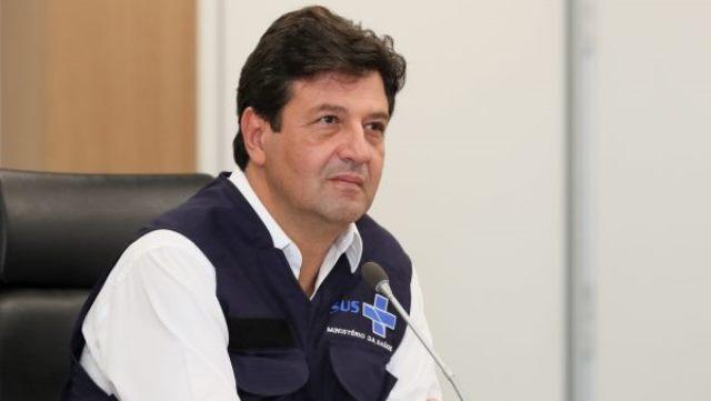 Ministro da Saúde Luiz Henrique Mandetta é demitido pelo presidente Jair Bolsonaro
