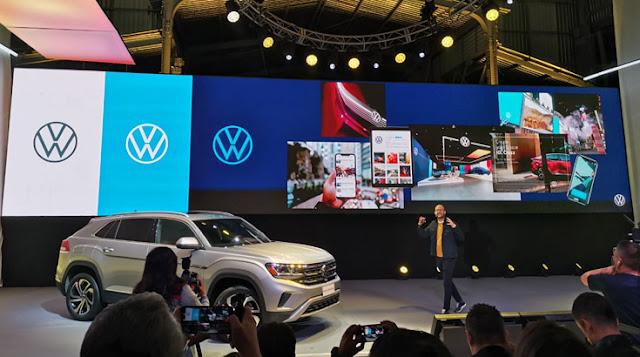 Volkswagen estrena logo