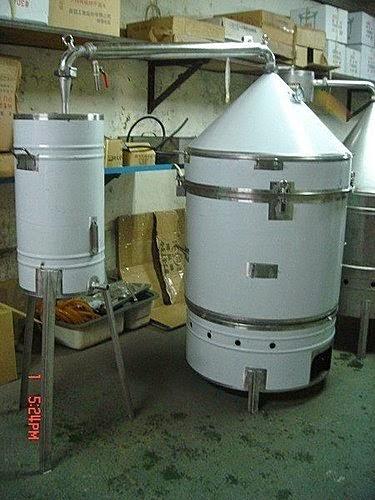 國筌工業社: 300公升製酒機,蒸餾設備,蒸餾機