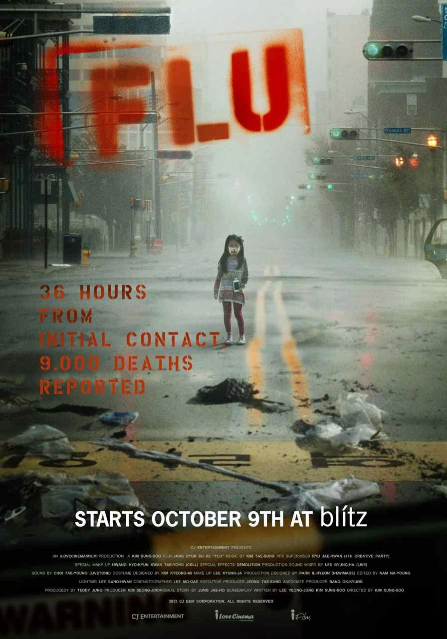 DATABASE FILM: FLU : Dramatically Massive Epidemic Korean