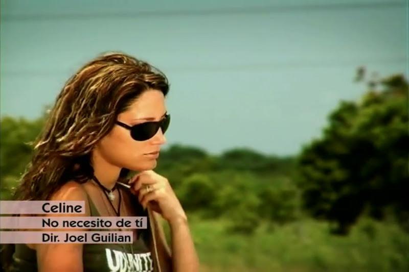Celine - ¨No necesito de Ti¨ - Videoclip - Dirección: Joel Guilian. Portal Del Vídeo Clip Cubano - 02