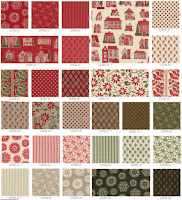 Petites Maisons de Noel by French General for Moda
