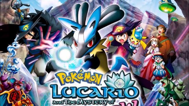 Pokémon : Lucario Ki Toofani Shakti ( Hindi Movie Download )