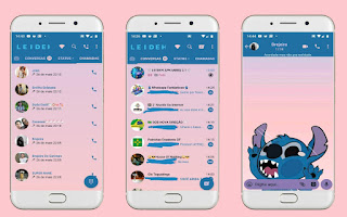 Stitch Theme For YOWhatsApp & Fouad WhatsApp By Leidiane