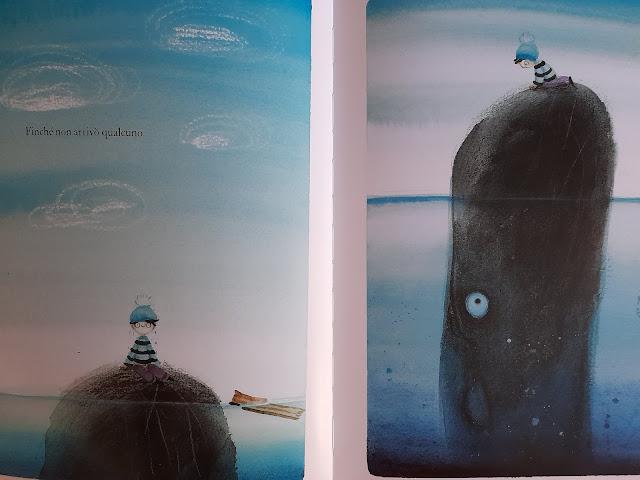 Il bambino e la balena di Linde Faas