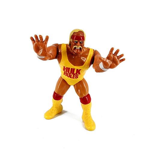 Figura Pressing Catch WWF Hulk Hogan 1990