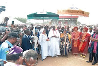 GANI ADAMS - CULTURAL TOURISM MY FOCUS AS AARE ONA KAKANFO