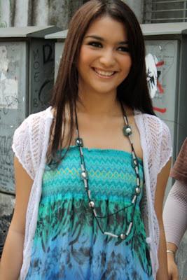 SeMeWeW: Foto Cantik Citra Kirana ( So Cute )
