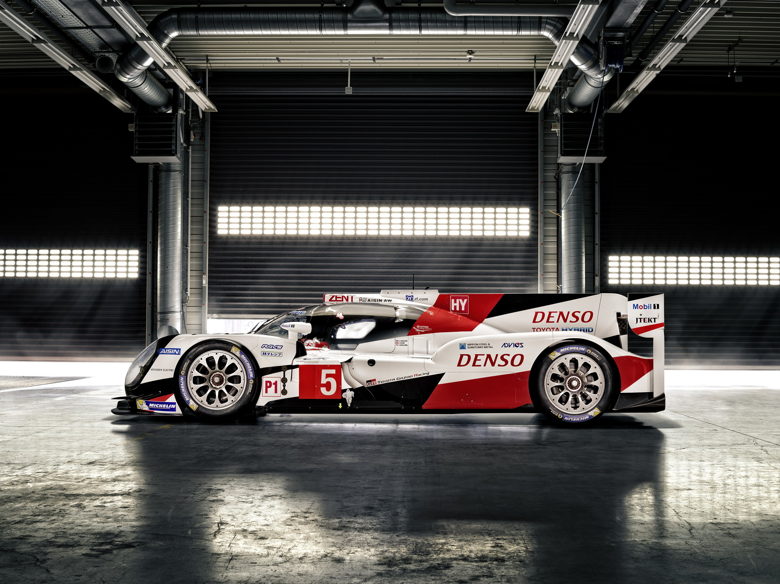 Toyota To Race Third Prototype At Le Mans 24 Hours