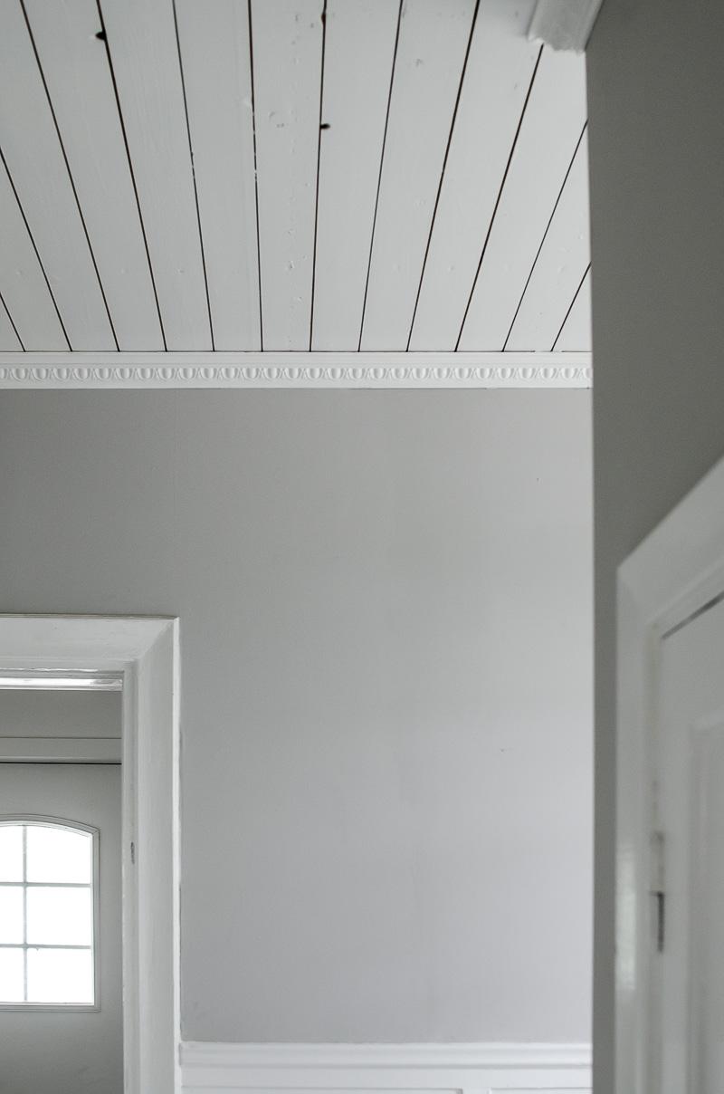 Renovering av trapp