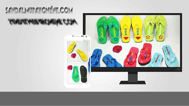 GROSIR Sandal Anak Online | Sandal Pres Cewe TG BJG