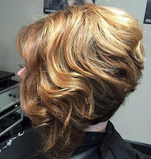 Latest New Bob Stacked Short Haircut For Women