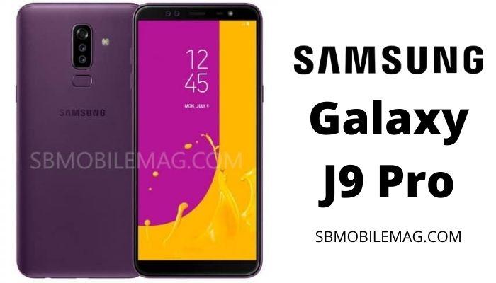 Samsung Galaxy J9 Pro, Samsung Galaxy J9 Pro 2020