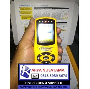 Jual Lightning Detector Strike Alerd HD di Surabaya