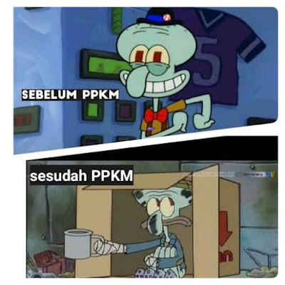 meme ppkm