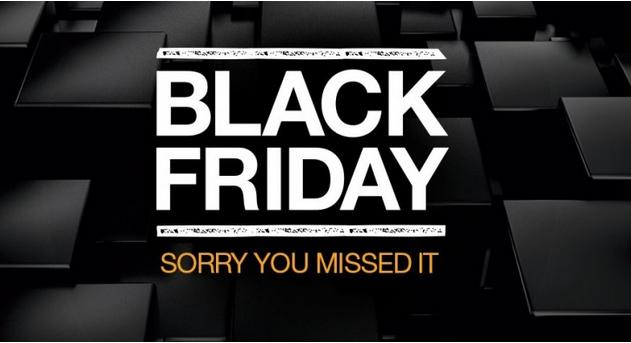 Apa Itu Black Friday, Kapan Berlangsungnya, dan Apa Manfaatnya