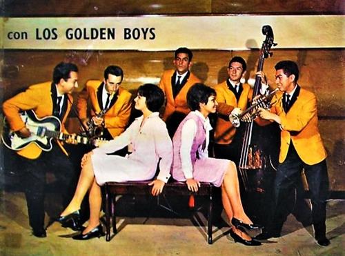 Lyrics de Los Golden Boys
