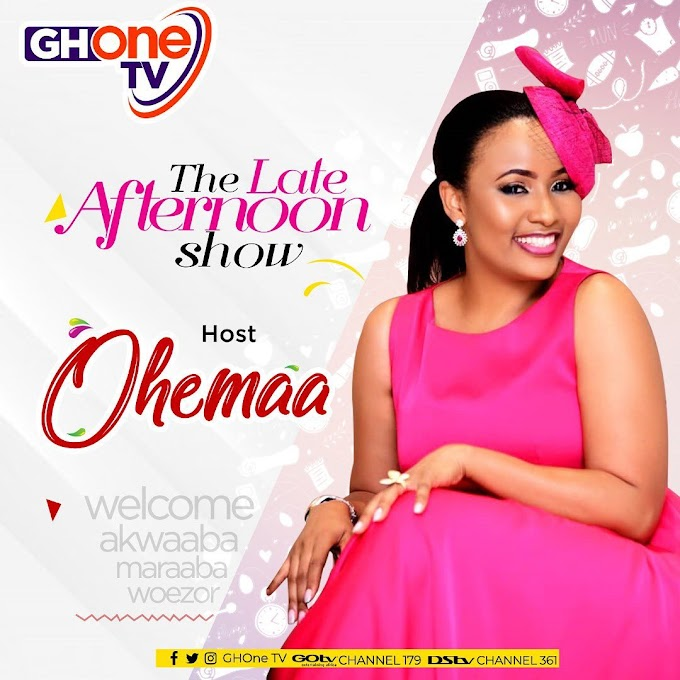 Dr. Caryn Agyeman Prempeh is the new host for 'The Late Afternoon Show' on GhOne TV