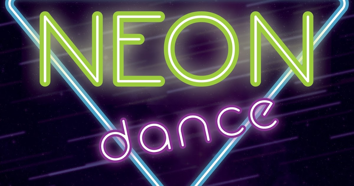 Image result for neon dance