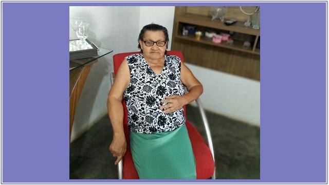 Família informa o falecimento de Francisca de Sousa Ferreira, ( conhecida por Dona Chiquinha esposa de Fernando Duda)