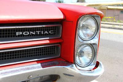 california streets san francisco street sighting  pontiac catalina convertible