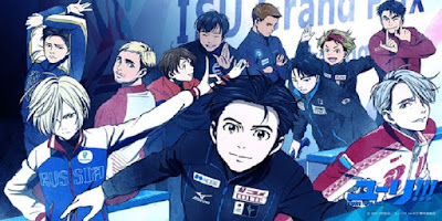 Yuri!!! on ICE Episode 1-END Subtitle Indonesia