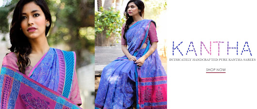 EXCLUSIVE COLLECTION OF PURE HANDLOOM MANGALAGIRI KANTHA WORK SAREES FRPM ANDHRA PRADESH@UNNATISILKS