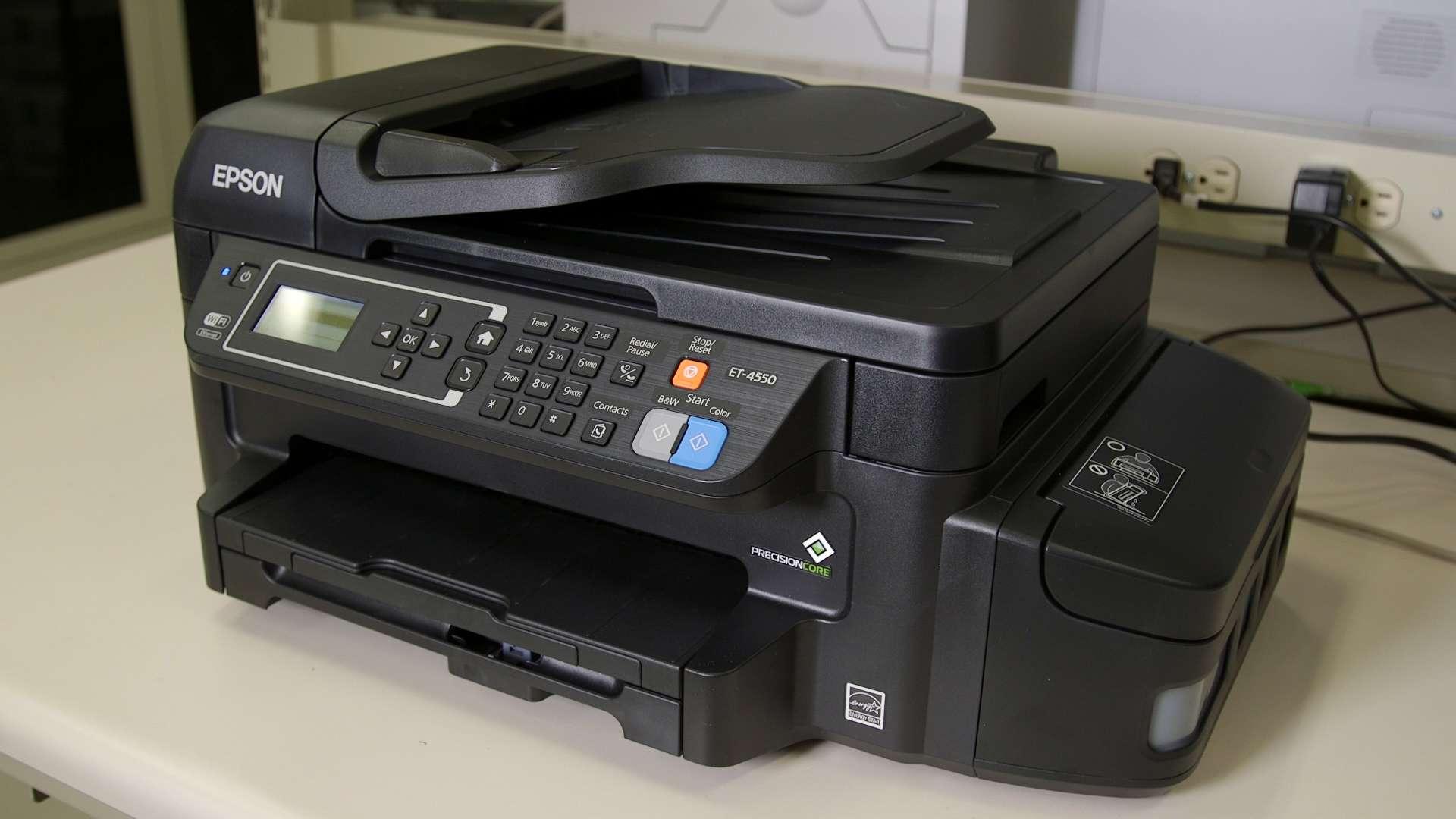 7 Steps to fix Epson Printer Error Code 0xf4