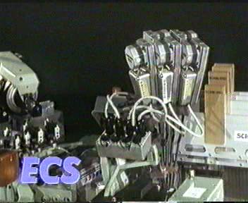 Figure 2.5 Electronic Color Selectors (ECS)