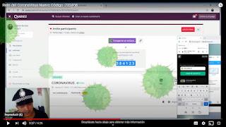 Reto del Coronavirus