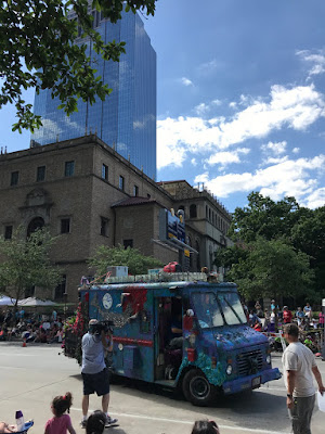 Houston Art Car Parade | Axiom Creative Energy