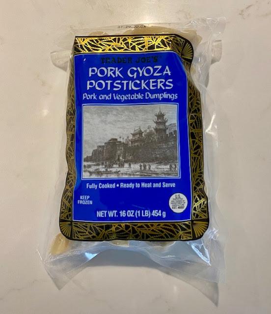 Trader Joes Pork Potstickers