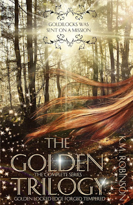The Golden Trilogy by K.M. Robinson