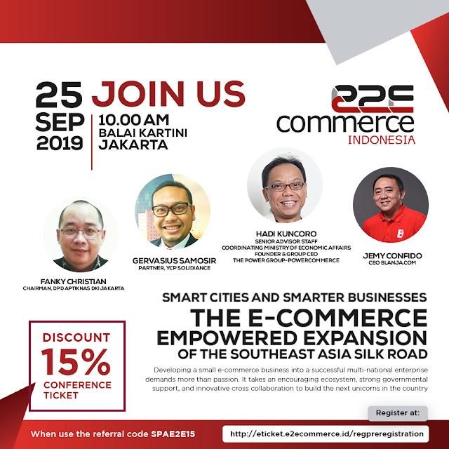 JOIN US - E2E COMMERCE INDONESIA