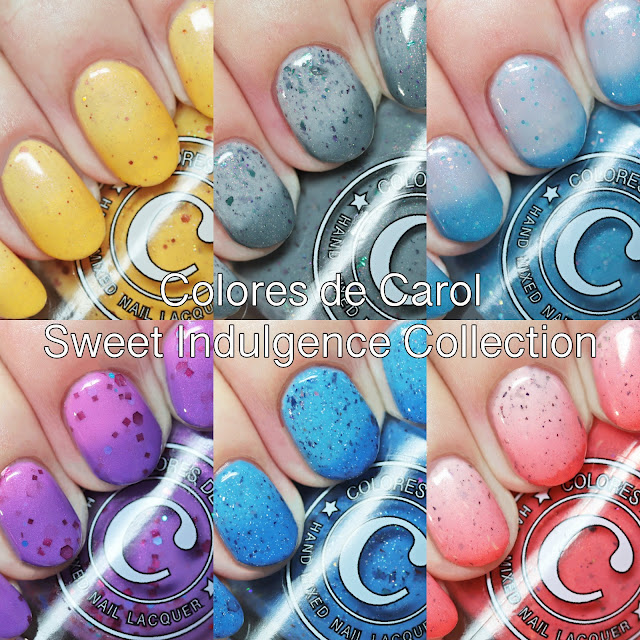 Colores de Carol Sweet Indulgence Collection