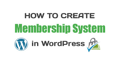 How to create a Membership system in WordPress website?