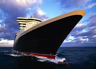 Cunard's Queen Mary 2 is expected to sail directly back to Southampton.